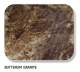3000mm Butterum Granite Counter Top