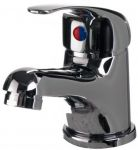 Rio Mono Basin Mixer with Click Clack Waste