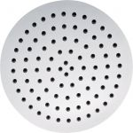 Slimline Polished Round 250mm Showerhead